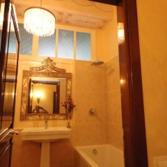Отель Domus Minervae Италия, Рим - отзывы, цены и фото номеров - забронировать отель Domus Minervae онлайн ванная фото 2