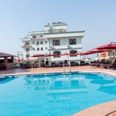 Отель Mukhum International Непал, Катманду - отзывы, цены и фото номеров - забронировать отель Mukhum International онлайн бассейн фото 3