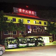 Jiuzhaigou Tang Zhong Hotel городской автобус