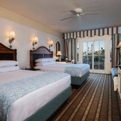 Beach Club Resort In Walt Disney World