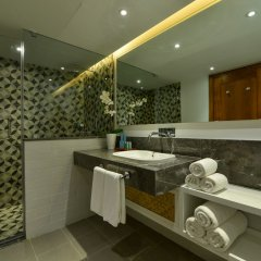 Отель Sealine Beach - a Murwab Resort Катар, Месайед - отзывы, цены и фото номеров - забронировать отель Sealine Beach - a Murwab Resort онлайн ванная