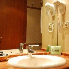 Отель Suites Marina - Abapart Испания, Барселона - отзывы, цены и фото номеров - забронировать отель Suites Marina - Abapart онлайн ванная фото 2