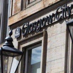 Best Western Glasgow City Hotel балкон