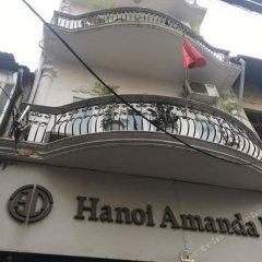 Hanoi Amanda Hotel городской автобус