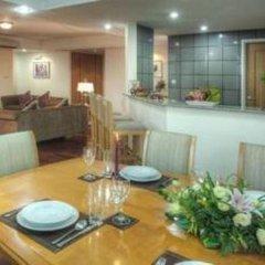 Апартаменты Indochine Park Tower Serviced Apartment питание