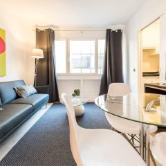 Отель Salamanca City Center Испания, Мадрид - отзывы, цены и фото номеров - забронировать отель Salamanca City Center онлайн комната для гостей фото 3