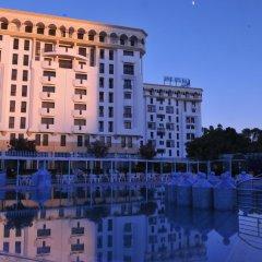 Отель Appart Hotel Alia Марокко, Танжер - отзывы, цены и фото номеров - забронировать отель Appart Hotel Alia онлайн вид на фасад
