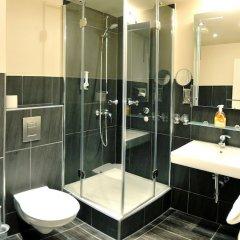 Отель St. Joseph Hotel Германия, Гамбург - отзывы, цены и фото номеров - забронировать отель St. Joseph Hotel онлайн ванная фото 4