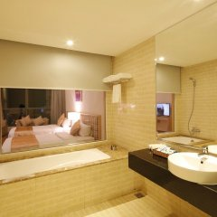 Prime Hotel Нячанг ванная