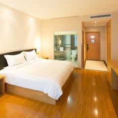 Warmly Boutique Hotel Suzhou Jinji Lake Ligongdi Branch комната для гостей фото 2