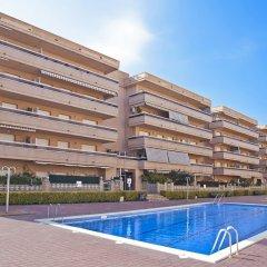 Отель PA Apartamentos Ses Illes Испания, Бланес - отзывы, цены и фото номеров - забронировать отель PA Apartamentos Ses Illes онлайн вид на фасад