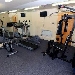 Отель Holyrood Aparthotel Эдинбург фитнесс-зал фото 2