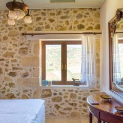 Отель MED Villa Christina Dafnes комната для гостей фото 2