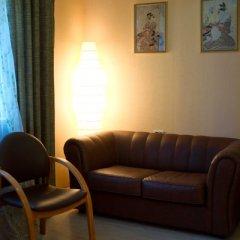 Сакура Отель 4* Стандартный номер с двуспальной кроватью фото 12