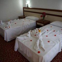 Hotel Finike Marina сейф в номере