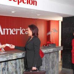 Отель Americana Колумбия, Кали - отзывы, цены и фото номеров - забронировать отель Americana онлайн интерьер отеля фото 2