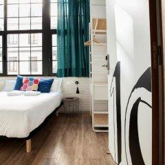 Отель Koba Hostel Испания, Сан-Себастьян - отзывы, цены и фото номеров - забронировать отель Koba Hostel онлайн комната для гостей фото 2