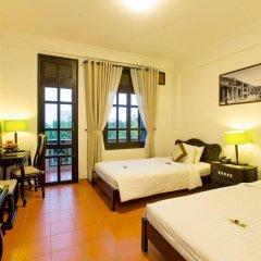 Отель Phu Thinh Boutique Resort & Spa комната для гостей фото 5