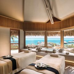 Отель Conrad Bora Bora Nui спа