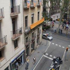 Отель Hostal MiMi Las Ramblas фото 14