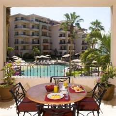 Отель Villa La Estancia Beach Resort & Spa балкон