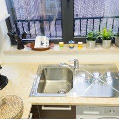 Апартаменты Rossio Penthouse Three-Bedroom Apartment w/ River View and Parking - b в номере