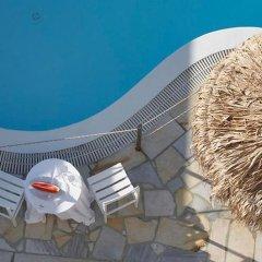 Отель Anemos Beach Lounge Hotel Греция, Остров Санторини - отзывы, цены и фото номеров - забронировать отель Anemos Beach Lounge Hotel онлайн вид на фасад
