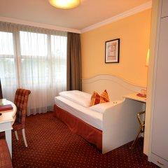 Отель Parkhotel Brunauer Австрия, Зальцбург - отзывы, цены и фото номеров - забронировать отель Parkhotel Brunauer онлайн комната для гостей фото 4