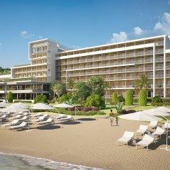 Grifid Encanto Beach Hotel пляж