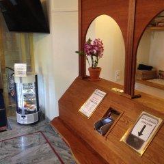 Отель LUNDA Стокгольм удобства в номере фото 2