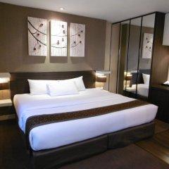 Отель Green Bells Residence New Petchburi Бангкок комната для гостей фото 4
