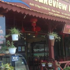 Отель Sapa Lake View Hotel Вьетнам, Шапа - отзывы, цены и фото номеров - забронировать отель Sapa Lake View Hotel онлайн городской автобус