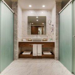Nirvana Lagoon Villas Suites & Spa Турция, Бельдиби - 3 отзыва об отеле, цены и фото номеров - забронировать отель Nirvana Lagoon Villas Suites & Spa онлайн ванная
