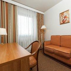 Гостиница Виктория 4* Стандартный номер с двуспальной кроватью фото 18