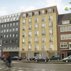 Отель Holiday Inn Express Amsterdam - City Hall Нидерланды, Амстердам - 2 отзыва об отеле, цены и фото номеров - забронировать отель Holiday Inn Express Amsterdam - City Hall онлайн