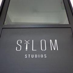 Отель Silom Studios Бангкок сауна