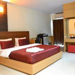 Amnauysuk Hotel комната для гостей фото 3