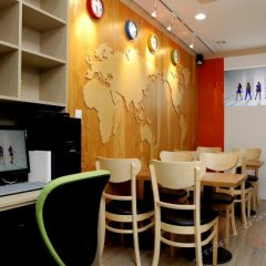 Отель K-Pop Residence Myeong Dong Ii Сеул развлечения