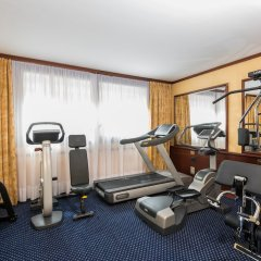 Leonardo Hotel Milan City Center фитнесс-зал фото 3
