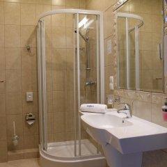Отель Mats Польша, Познань - отзывы, цены и фото номеров - забронировать отель Mats онлайн ванная фото 2