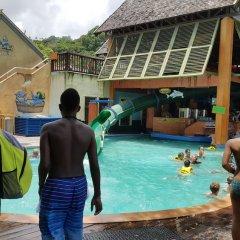 Отель Ocho Rios Villa At Coolshade Iv Монастырь бассейн