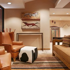 Отель Best Western Plus Rio Grande Inn интерьер отеля