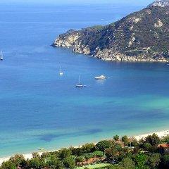 Отель Colle Procchio Проччио пляж фото 2