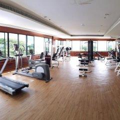 Отель Ocean Marina Yacht Club Таиланд, На Чом Тхиан - отзывы, цены и фото номеров - забронировать отель Ocean Marina Yacht Club онлайн фитнесс-зал фото 3