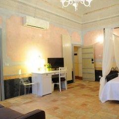 Отель La Dimora degli Svevi Альтамура комната для гостей фото 3
