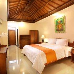 Отель Matahari Bungalow комната для гостей фото 2