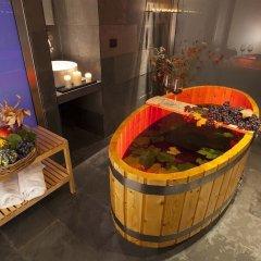Отель Agriturismo Cascina Caremma Бесате ванная