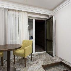 Альфа Отель 4* Стандартный номер с разными типами кроватей фото 9