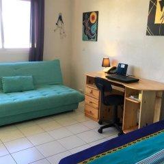 Апартаменты F3 Turoa Apartment 2 комната для гостей