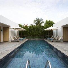 Отель X2 Vibe Phuket Patong 4* Стандартный номер разные типы кроватей фото 25